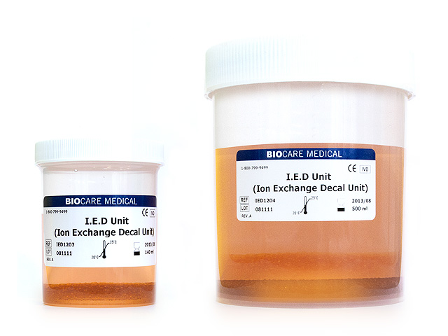 Ion Exchange Decalcification